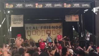 Gambar cover Real Friends - Loose Ends @ Vans Warped Tour 2016
