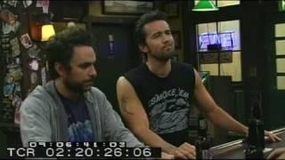 It's Always Sunny in Philadelphia Season 5 Gag Reel