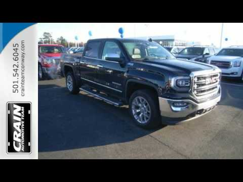 used 2016 gmc sierra 1500 conway ar little rock ar 6gt8379a sold youtube. Black Bedroom Furniture Sets. Home Design Ideas