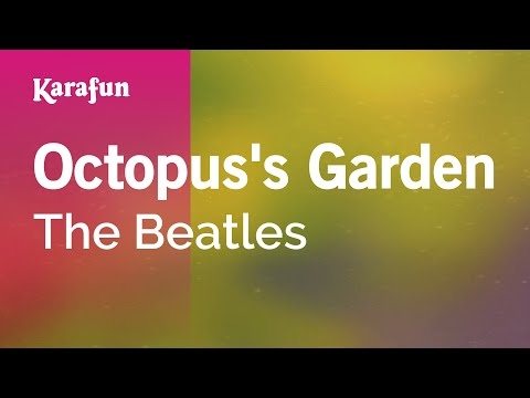 Karaoke Octopus's Garden - The Beatles *