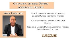 Changing Lenders During Mortgage Process And Close On Time