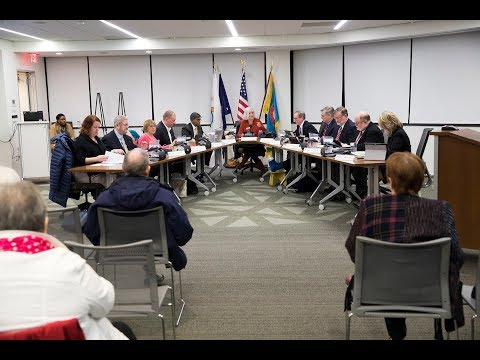 Meeting of the Board of Directors - February 22, 2018