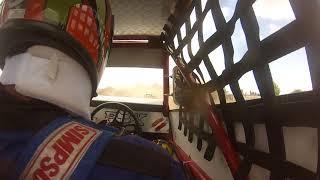 Camara a bordo del auto #97 Miguel Rivera