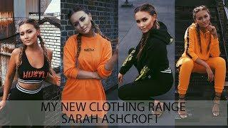 MY NEW CLOTHING RANGE | BTS Shoot Day Vlog | Sarah Ashcroft