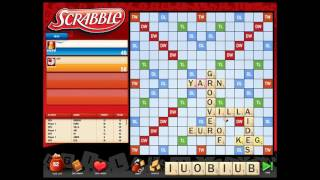 Scrabble [Popcap 2013 version] (PC Game on Steam) Gameplay 1080p 60fps
