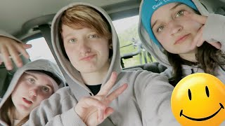 KIDS KICKED OUT OF WALMART!!!