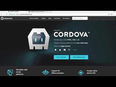 Publish App (HTML/CSS/JS) Code To Google Play Store - Cordova