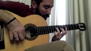 Flamenco Tremolo Exercise - 8 (Granainas by Serranito)
