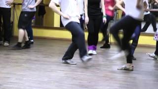 Русские народные танцы. Открытый урок.