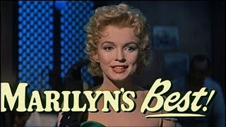 """Marilyn Monroe In """"Bus Stop"""" - Movie Scene And Theatrical Trailer 1956"""