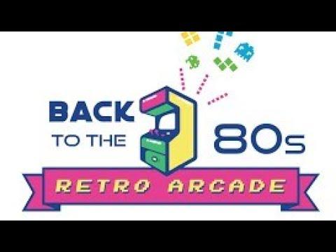 Back To The 80s Retro Arcade Tour: Columbia, Illinois