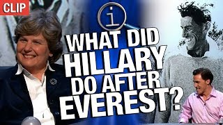 QI | What Did Hillary Do After Everest?