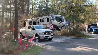 Affordable RV Camping aт Blackwater River State Park in FL