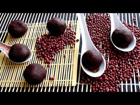 How To Make Sweet Red Bean Paste | Black Bean Paste 豆沙 / 傳統豆沙餡 / 红豆蓉 / 红豆沙 - Josephine's Recipes 161