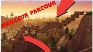 J'AI CRÉÉ LE PLUS GRAND CIRCUIT DE CADI | Fortnite Fr Ps4