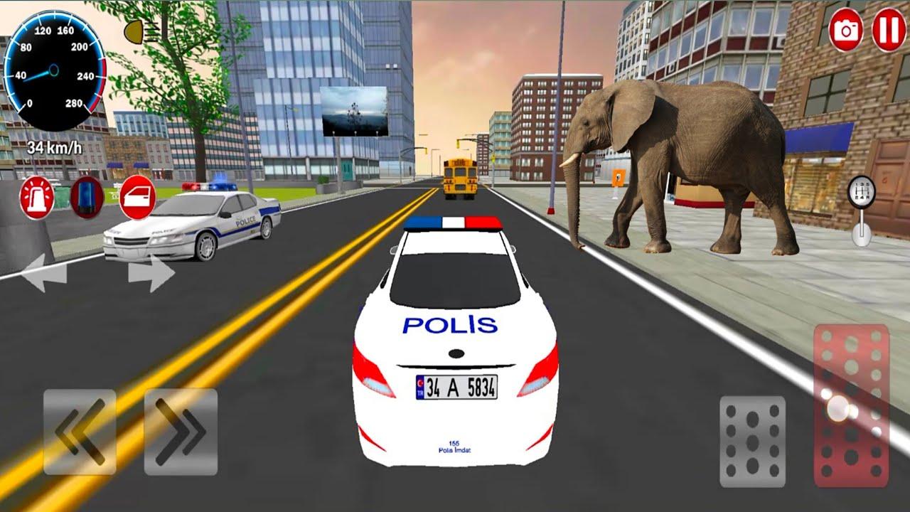 ألعاب السيارات للأطفال - سيارة شرطة - ألعاب السيارات للأطفال - سيارات اطفال - e#1 - KIDS CARS