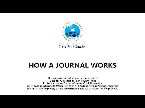 How A Journal Works