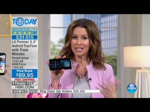 Thumbnail: HSN | HSN Today: Electronic Connection 06.09.2017 - 08 AM