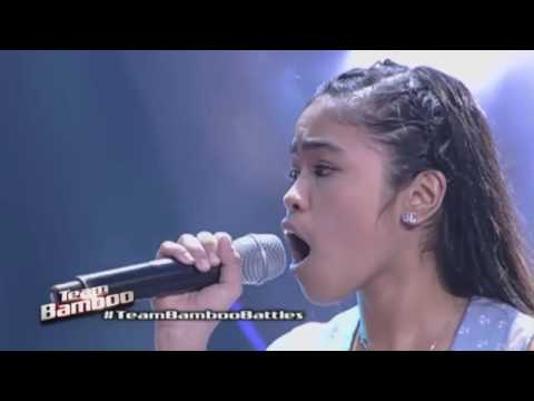 "The Voice Kids Philippines Battles ""The Scientist"" by Edera, Allina & Borge"