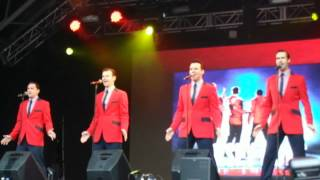 Jersey Boys - Sherry, Walk Like a Man & Big Girls Don
