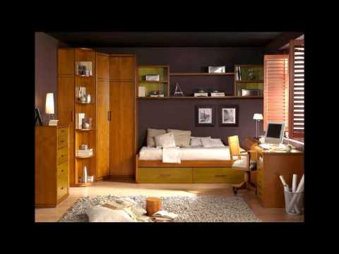 Muebles nogal y caoba dormitorios juveniles clasicos youtube - Dormitorios clasicos juveniles ...