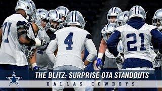 the-blitz-surprise-ota-standouts-for-dallas-cowboys-dallas-cowboys-2019