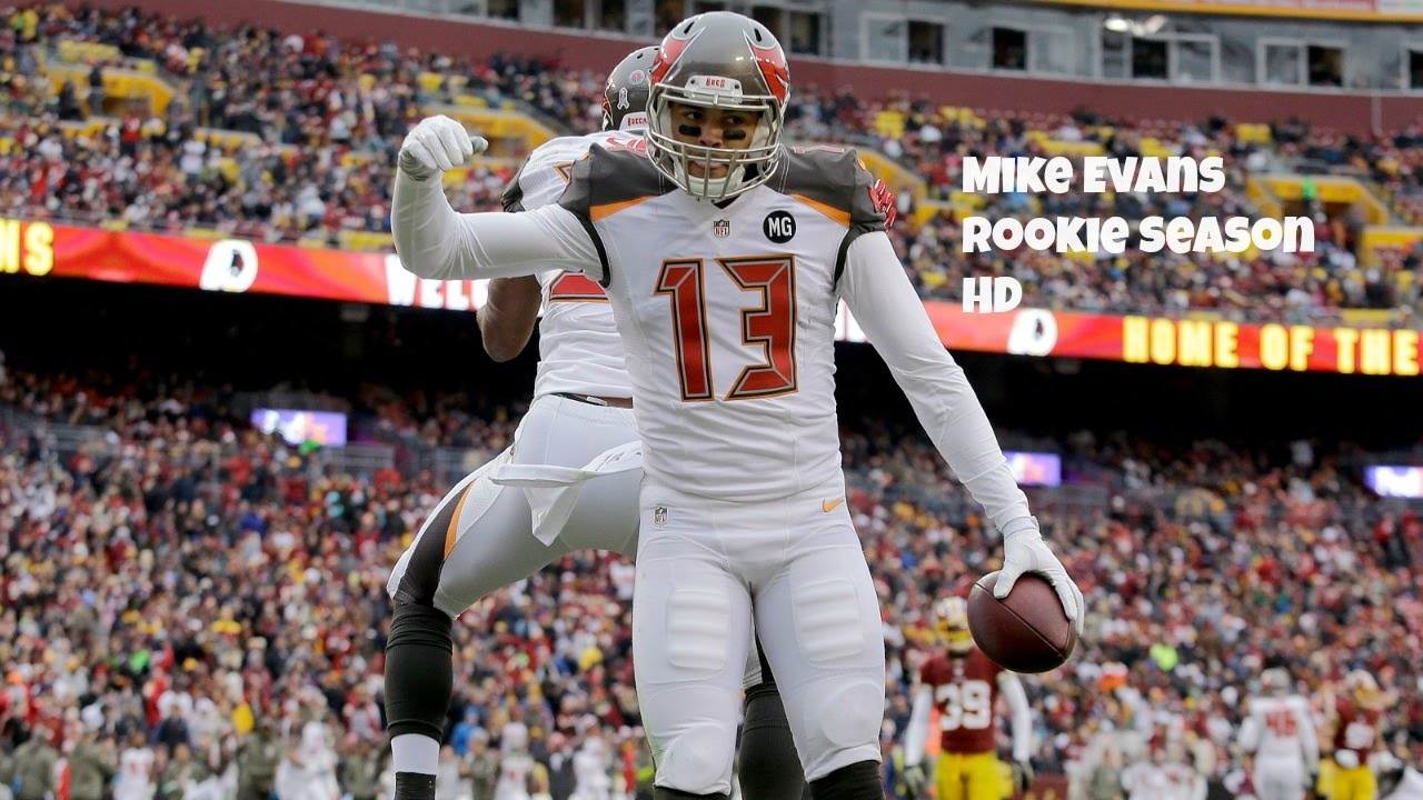 Mike Evans Rookie Season Highlights HD