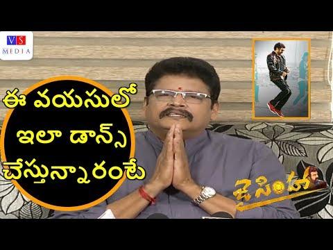 Director KS Ravikumar about Nandamuri...