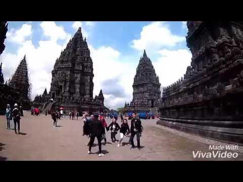STiPRAM hits at Prambanan Temple