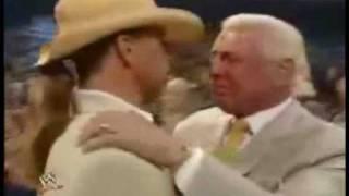 Despedida de Ric Flair #5