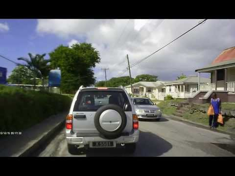 Driving In Barbados - Six Roads To Shop Hill