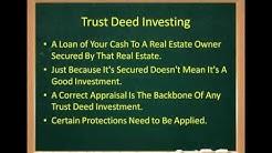 Trust Deed Investing