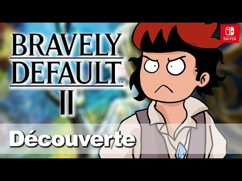 Découverte : Bravely Default 2, La Démo (Switch)