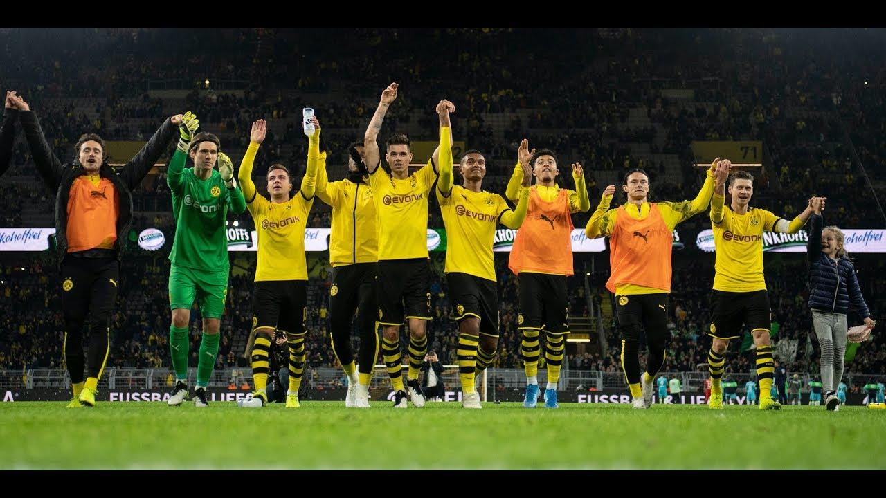 Die RN-Analyse zum 3:0 des BVB gegen Wolfsburg