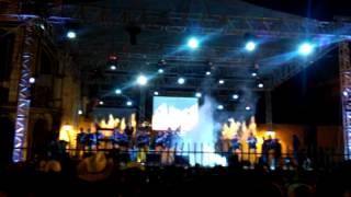 Banda Bucanera en el Sabino GTO- Presentacion