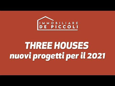 Three Houses - Nuovo progetto per il 2021 a San Donà di Piave