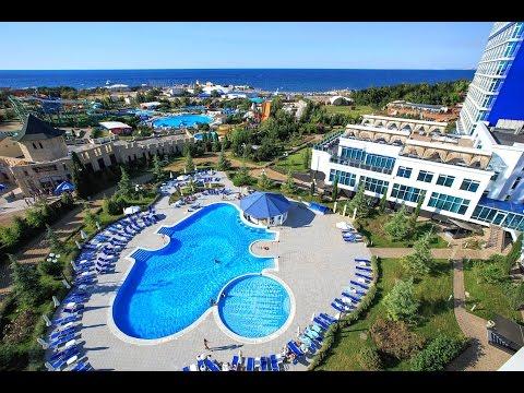 Aquamarine Apartments & Hotel 5* | Аквамарин - курортный комплекс. Севастополь, Крым.