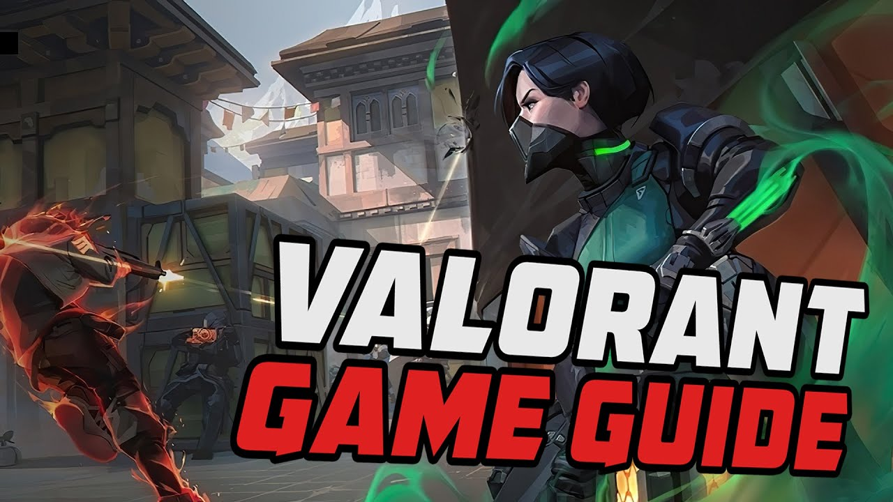 VALORANT GAME GUIDE (Rank IMMORTAL in 1 WEEK!)
