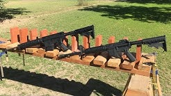 AR15 VS AR10 - 5.56 VS 308