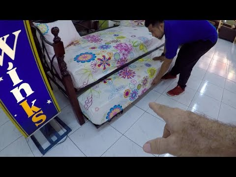 VILLA FELIZ - EPISODE 261: THE COOLEST BED EVER (House Building in the Philippines)