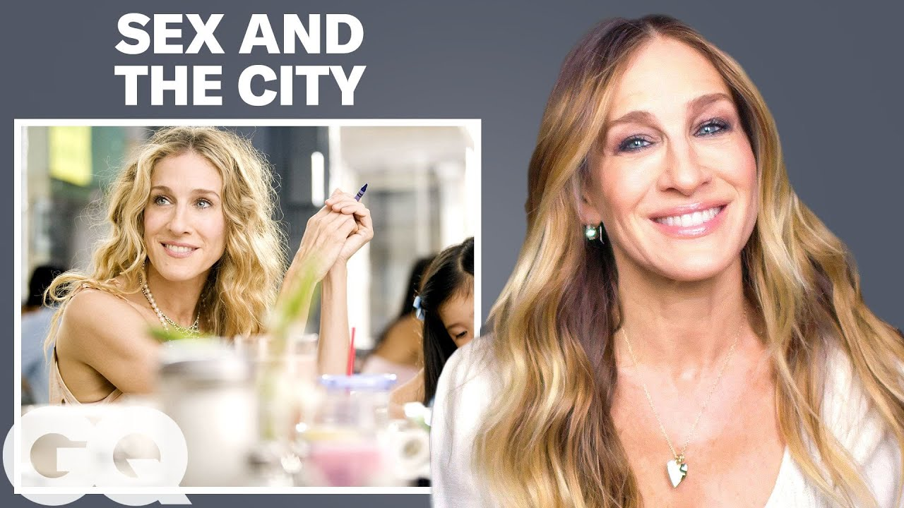 Sarah Jessica Parker Breaks Down Her Most Iconic Characters