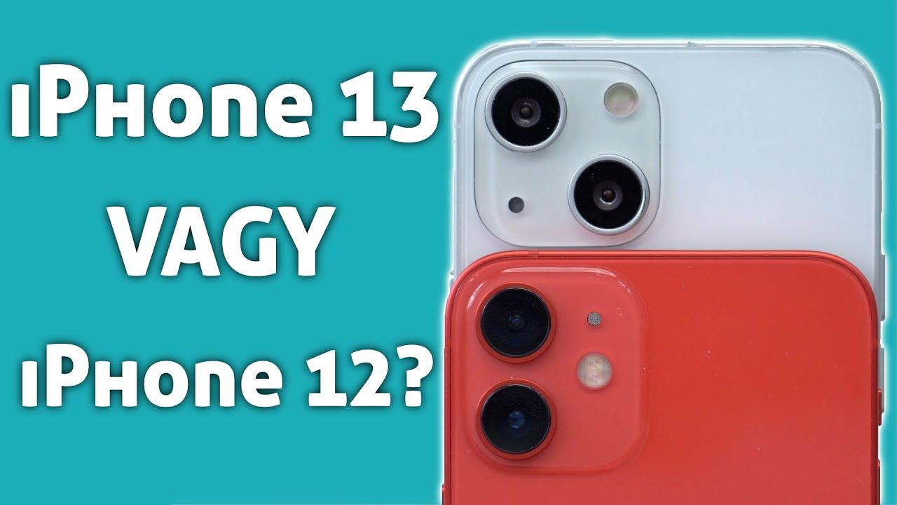iPhone 13 szeptemberben vagy iPhone 12 most? Mikor vegyél iPhone-t?