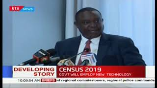 Government to employ new technology in 2019 census