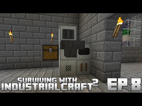 Surviving With IndustrialCraft 2 :: Ep.8 - Blast Furnace ...