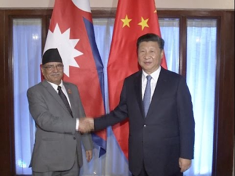 Xi Suggests China, Nepal Build Community of Shared Destiny