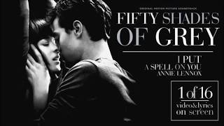 Annie Lennox I Put a Spell on You from the Fifty Shades of Grey Soundtrack HQ Remastered Extended