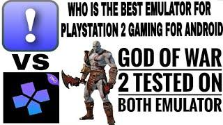 Damon Ps2 Pro Emulator Vs Play Emulator || Best Emulator For Smooth PS2 Gaming || In Hindi ||