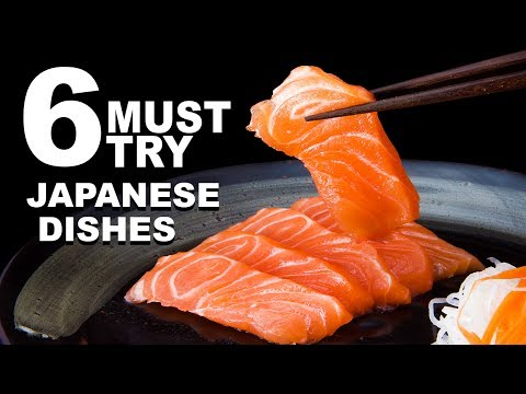 6 Must Try Japanese Dishes | Aomori