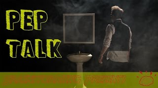 Pep Talk | Brainstorming Presents