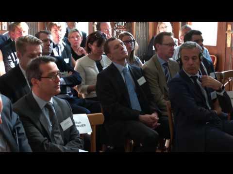 """Francouzsko české ekonomické fórum na téma """"Průmysl, inovace a partnerství"""""""